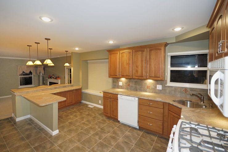 Kitchen Remodeling Portfolio in Warrington, PA
