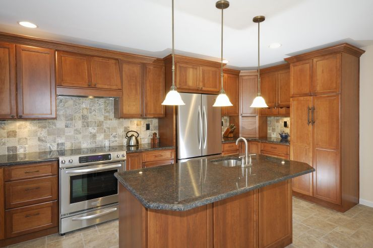 Kitchen Remodeling Portfolio in Holland, PA