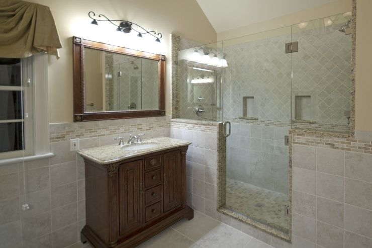 Bathroom remodeling, Richboro, PA