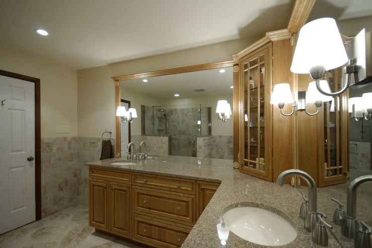 Bathroom Remodeling Project in Yardley, PA