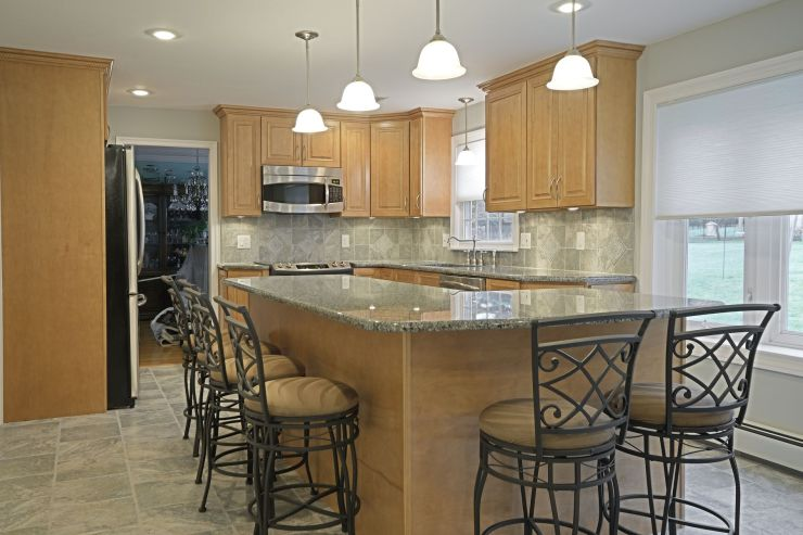 Kitchen Remodeling Project in Richboro, PA