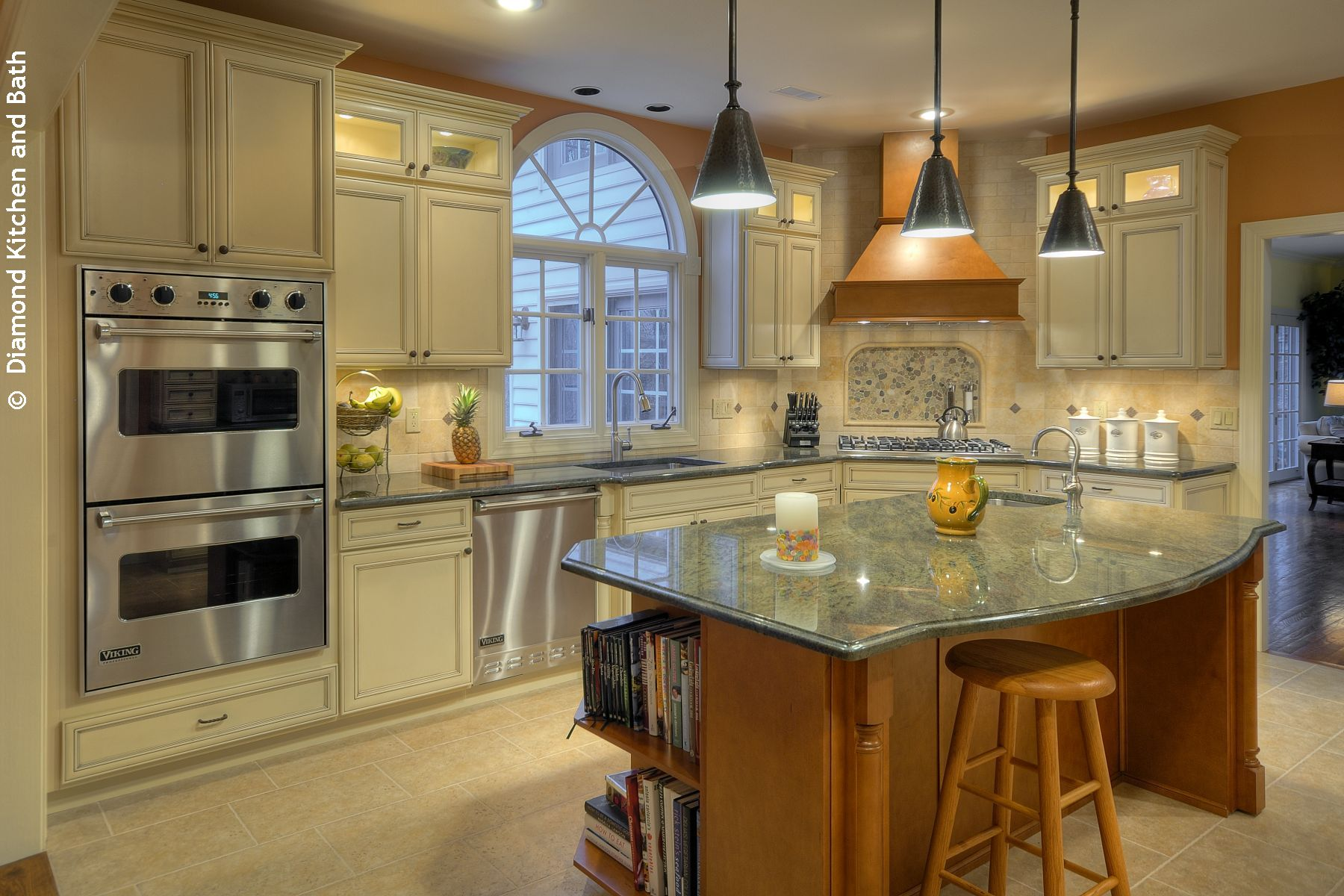 Kitchen Remodeling Virtual Tour in Newtown, PA
