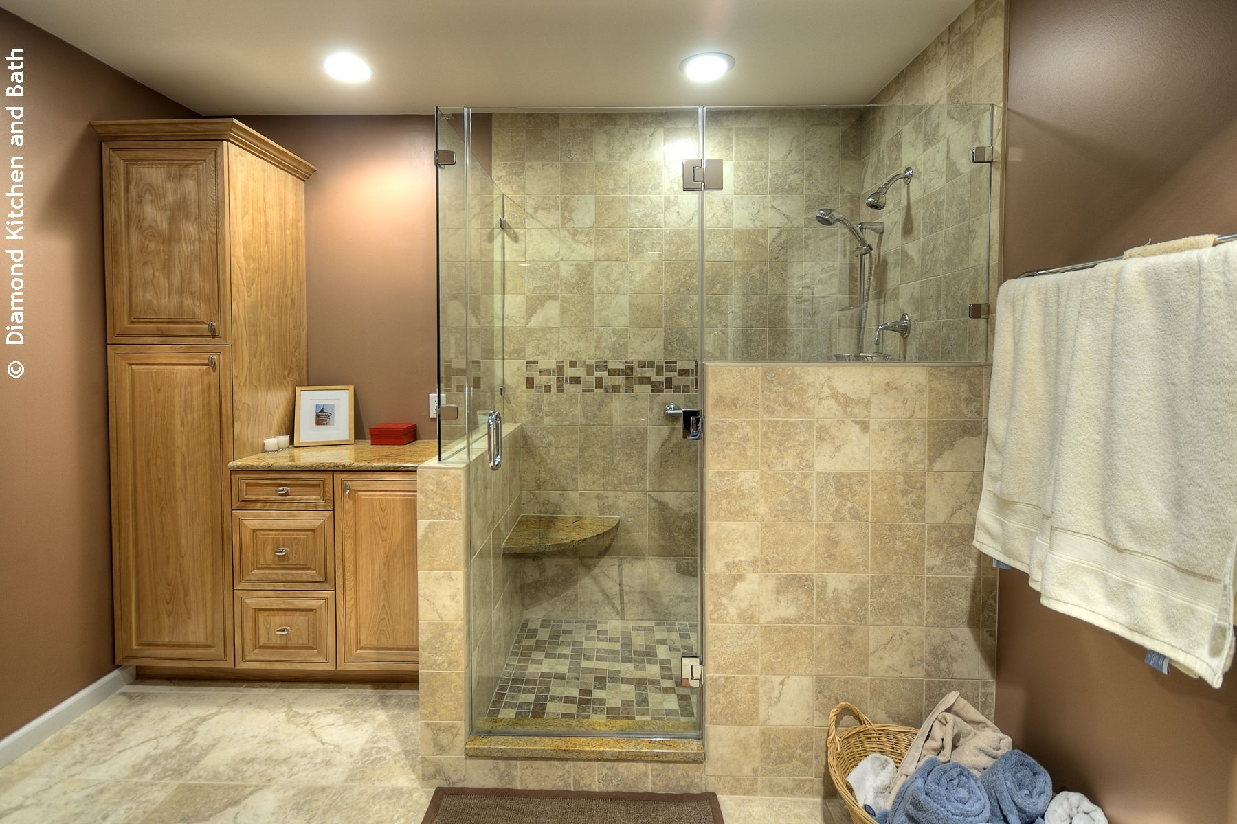 Bathroom Remodeling Virtual Tour in New Hope, PA