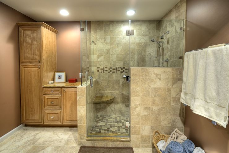 Bathroom Remodeling Project in New Hope, PA