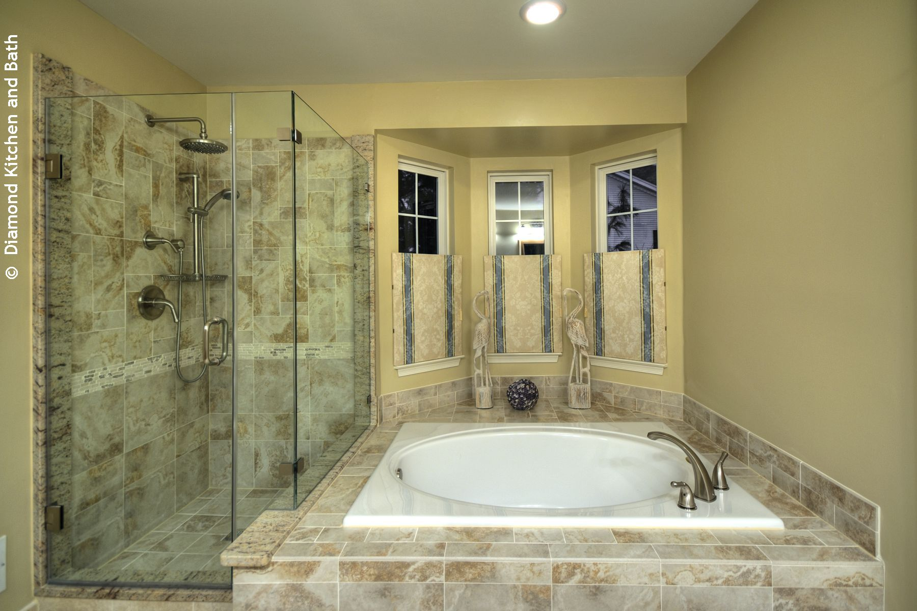Bathroom Remodeling Virtual Tour in Washington Crossing, PA
