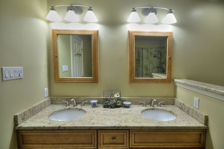 Bathroom remodeling, Washington Crossing, PA