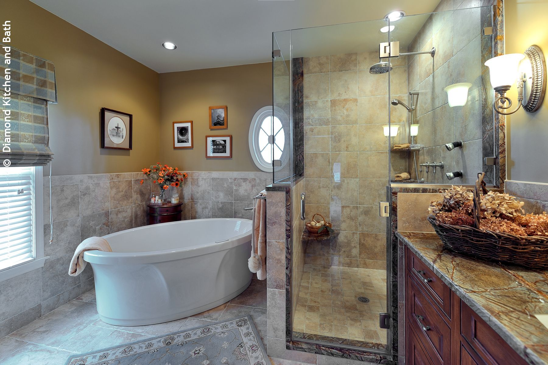 Bathroom Remodeling Virtual Tour in Richboro, PA