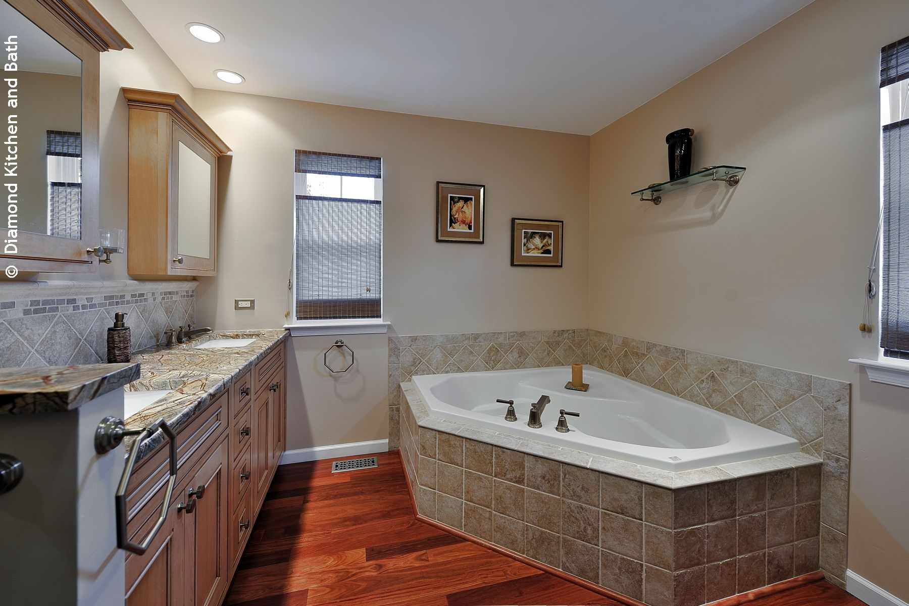 Bathroom Remodeling Virtual Tour in Hatboro, PA