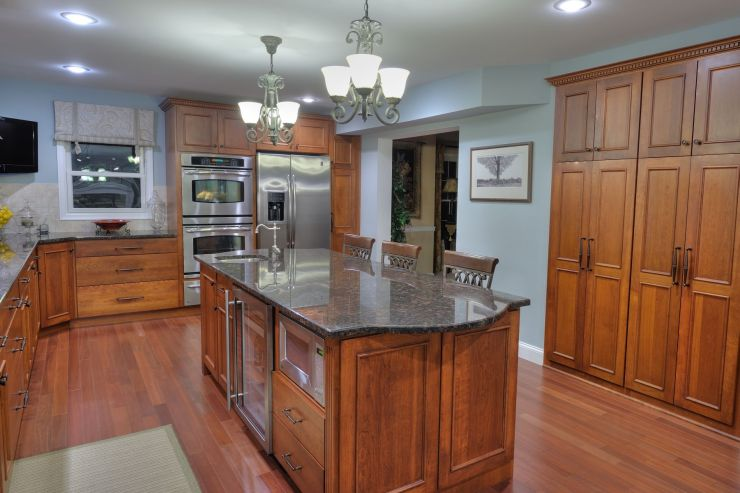 Kitchen Remodeling Project in Yardley, PA