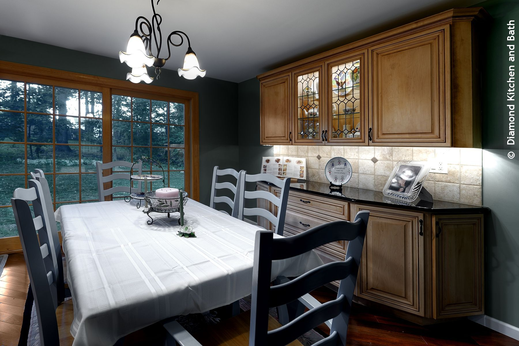 Kitchen Remodeling Virtual Tour in Holland, PA