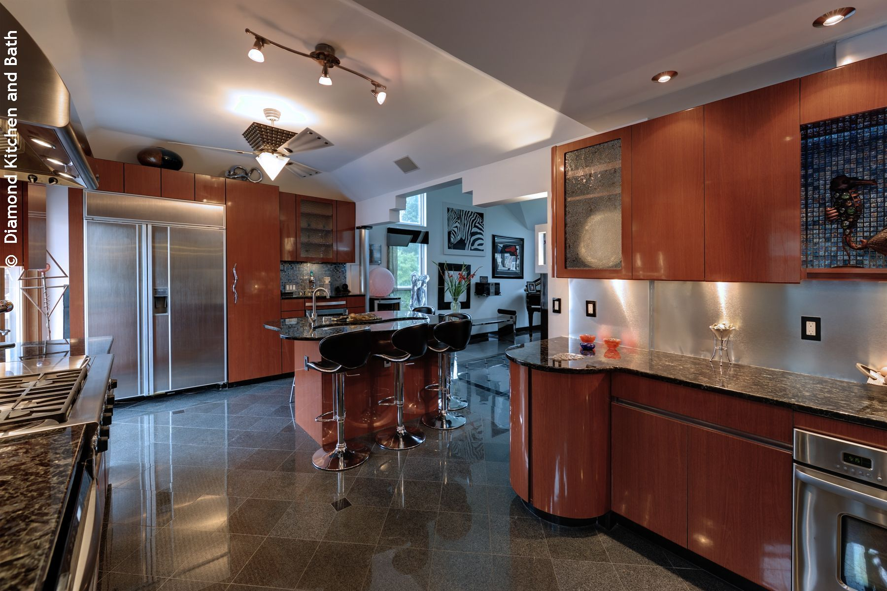Kitchen Remodeling Virtual Tour in Cinnaminson, NJ