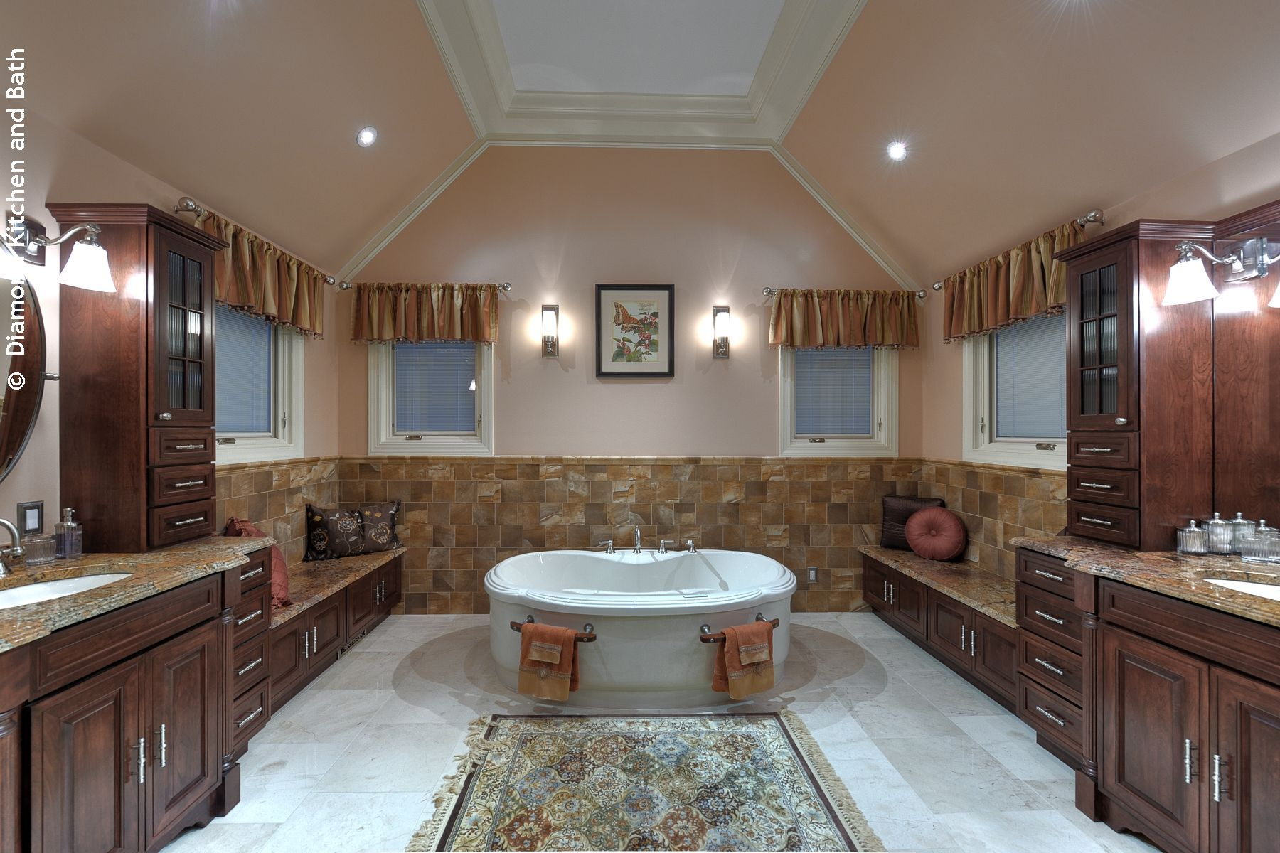 Bathroom Remodeling Virtual Tour in Newtown, PA