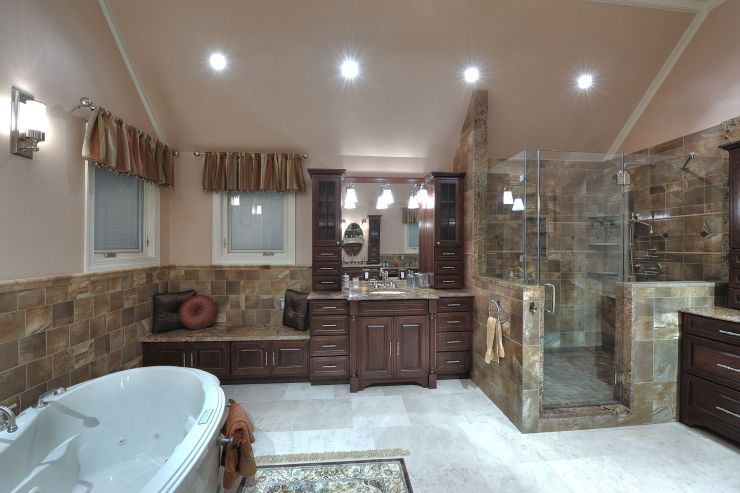 Bathroom Remodeling Portfolio in Newtown, PA