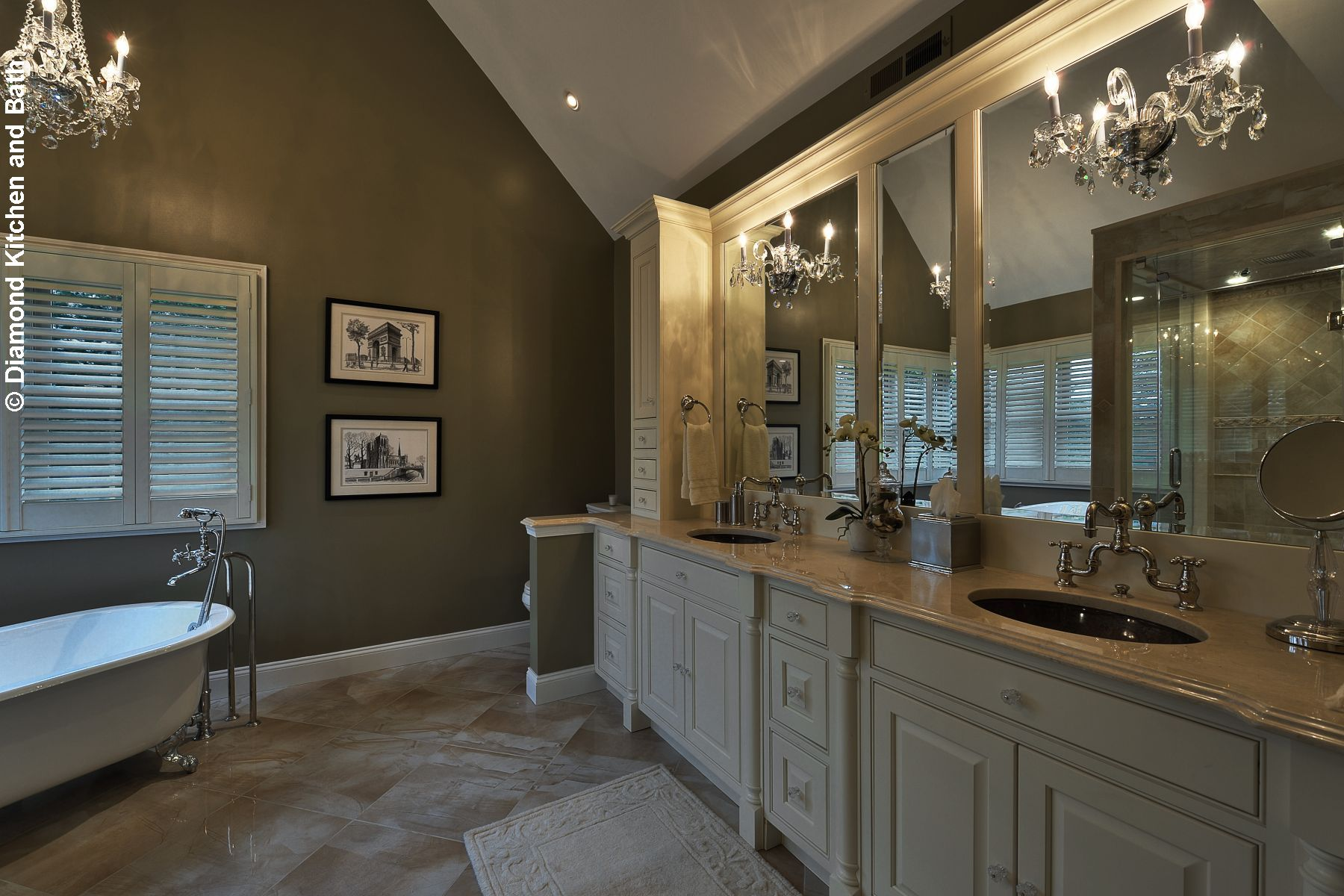 Bathroom Remodeling Virtual Tour in Lansdale, PA