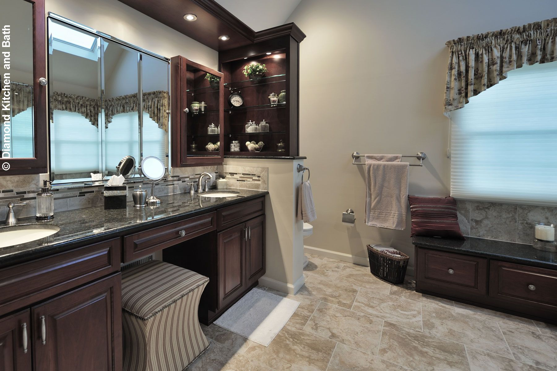 Bathroom Remodeling Virtual Tour in Doylestown, PA