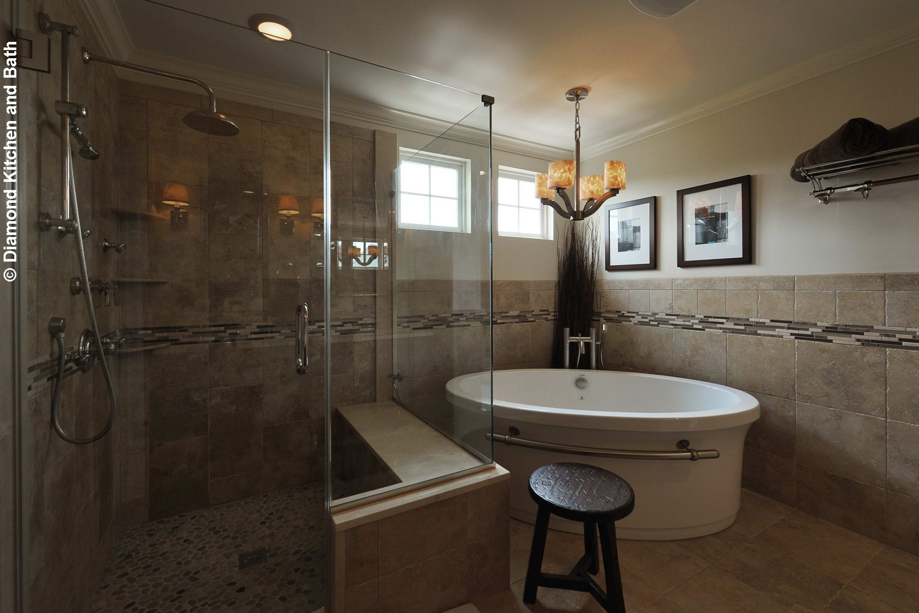 Bathroom Remodeling Virtual Tour in Yardley, PA