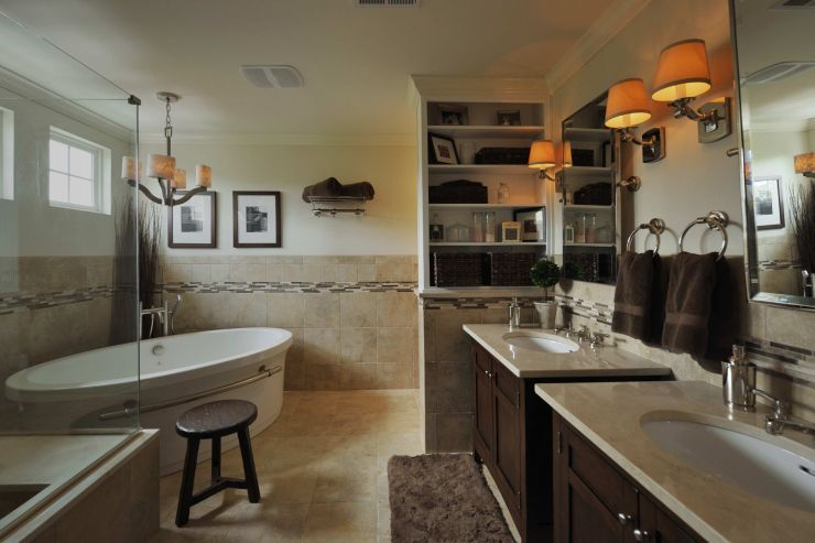 Bathroom Remodeling Portfolio in Yardley, PA