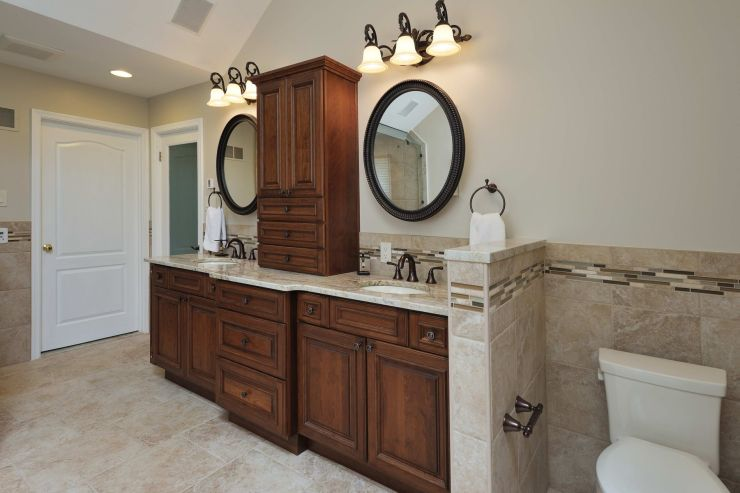 Bathroom Remodeling Portfolio in Media, PA