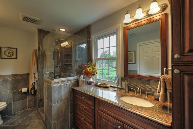 Bathroom Remodeling Portfolio in Doylestown, PA