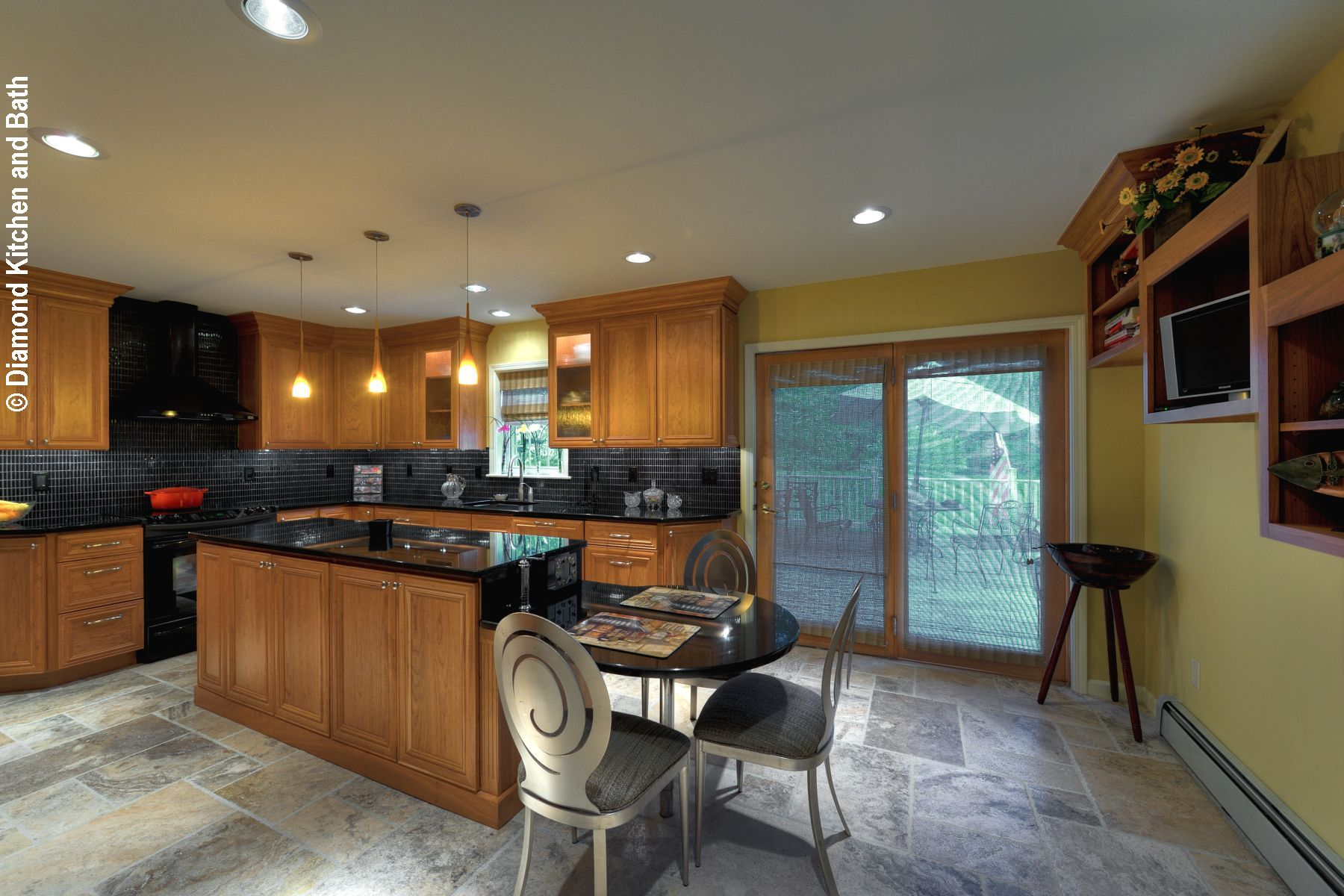 Kitchen Remodeling Virtual Tour in Wrightstown, PA
