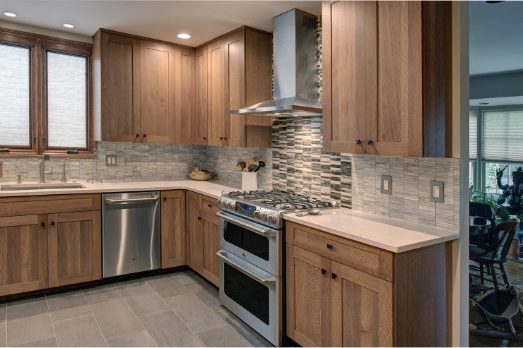 Beautifully remodeled kitchen in Bala Cynwyd, PA