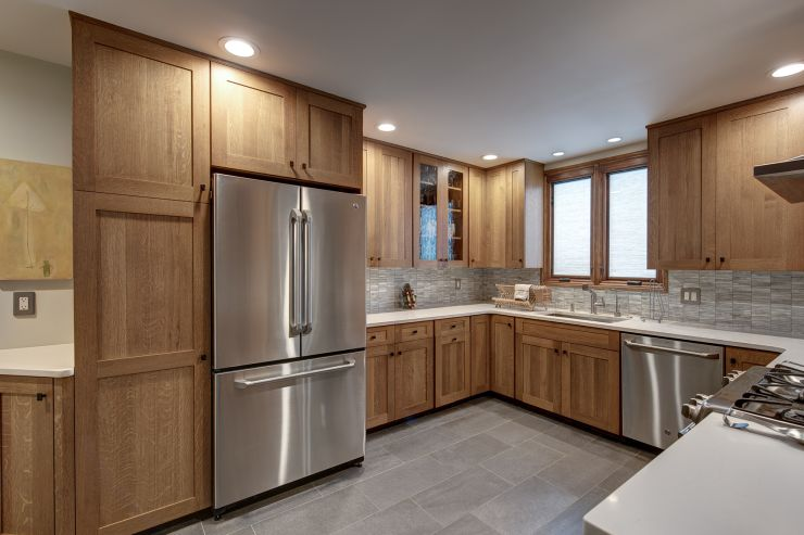 Professionally Renovated kitchen in Bala Cynwyd, PA
