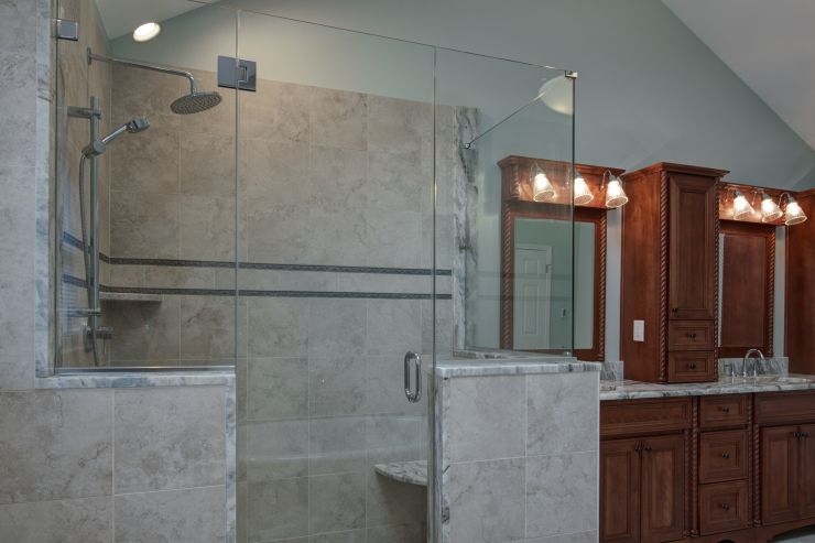 Philadelphia Bathroom Renovation | Bertch Bath | Diamond ...