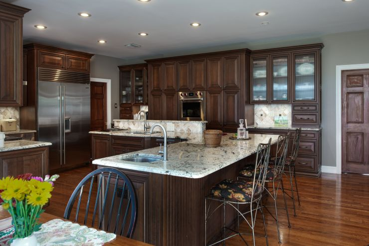 Kitchen Remodeling Portfolio in Upper Makefield, PA