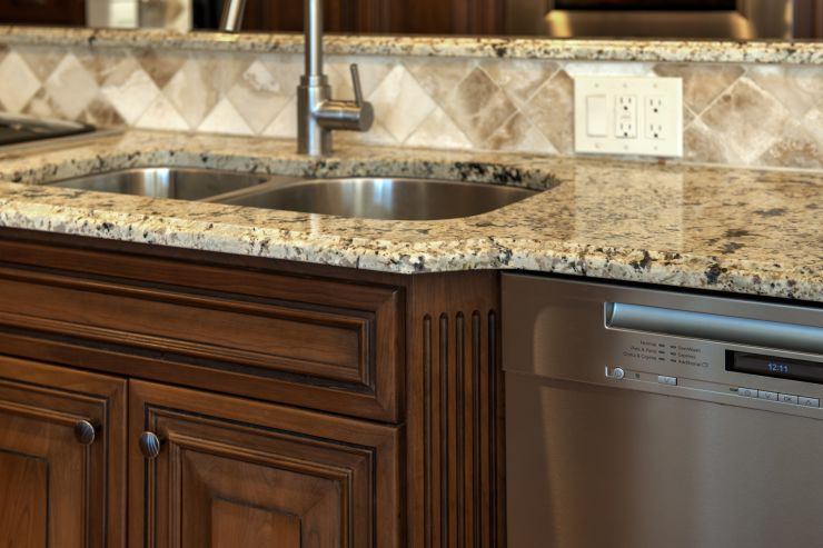 Modern Kitchen Sinks and Faucet renovation  in Upper Makefield, Pennsylvania