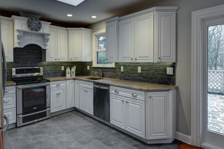 Modern Kitchen Remodel in Solebury, PA
