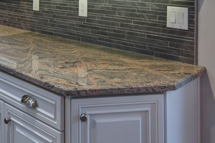 Custom Granite Countertop Installation in Solebury, PA