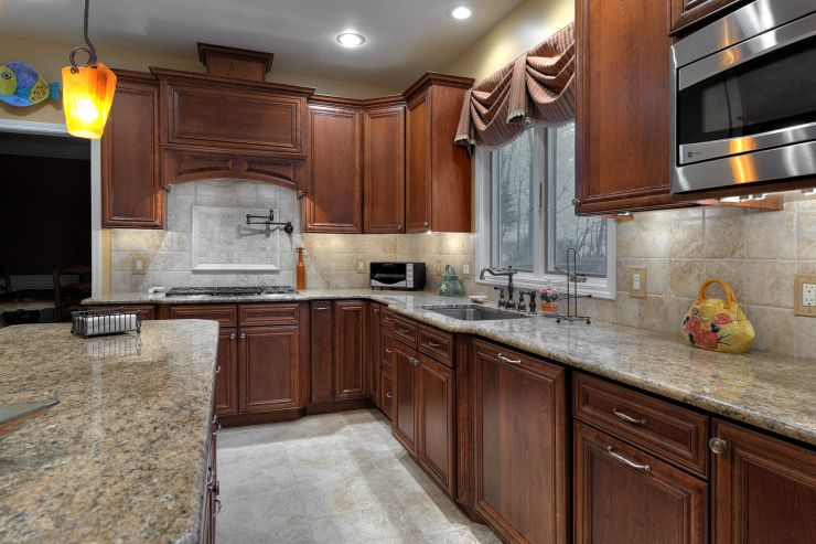 Feasterville Professionally Renovated kitchen
