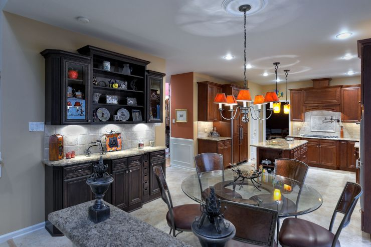 Feasterville Kitchen Cabinetry Remodel