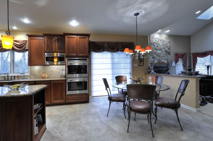 Feasterville Kitchen remodeling design project
