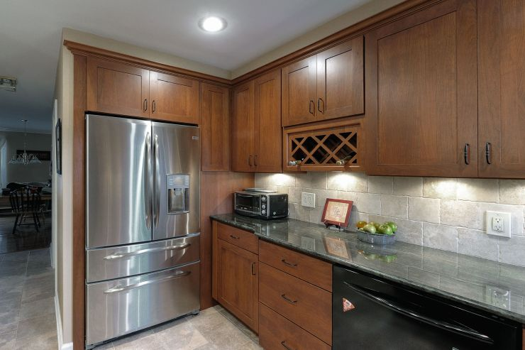 Kitchen remodeling project in Doylestown, PA