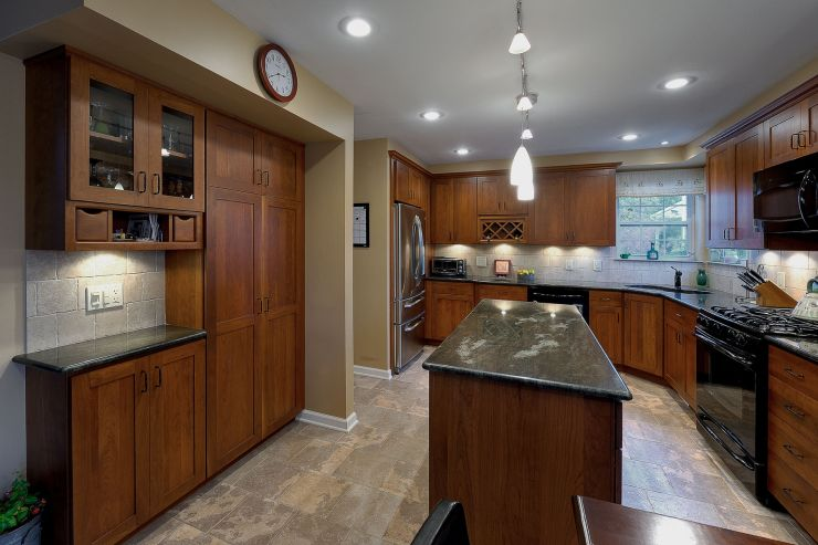 Designer Kitchen Cabinetry and installation services in Doylestown, PA