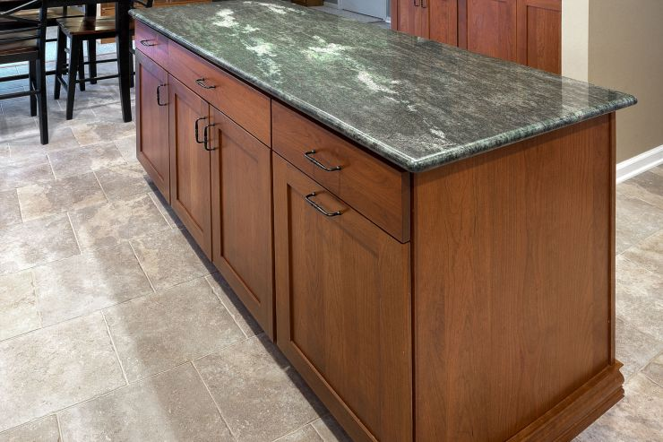 Kitchen Countertop remodel in Doylestown, PA