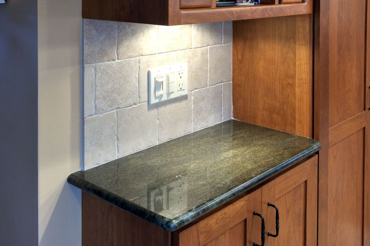 Kitchen remodeling design project in Doylestown, PA