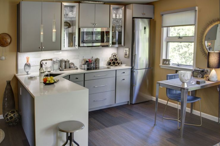 Professionally Renovated kitchen in Warminster, PA