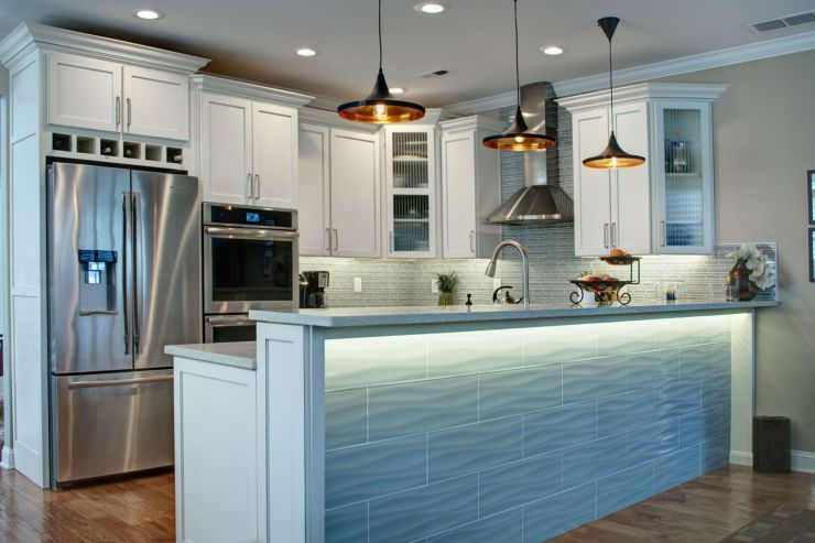 Kitchen Remodeling Portfolio in Washington Crossing, PA
