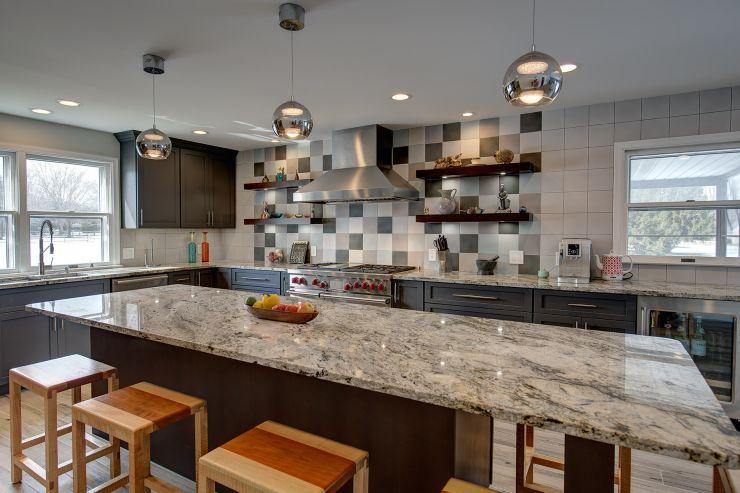 Kitchen Remodel In Yardley Pa Fieldstone Forte Line Cabinets Diamond Kitchen And Bath