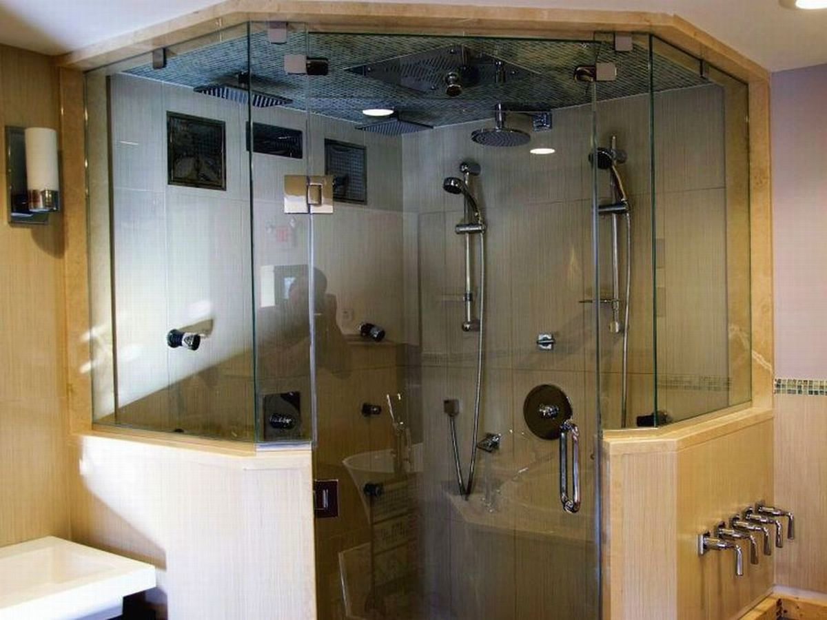 Modern Bathroom Design Center and Shower Doors