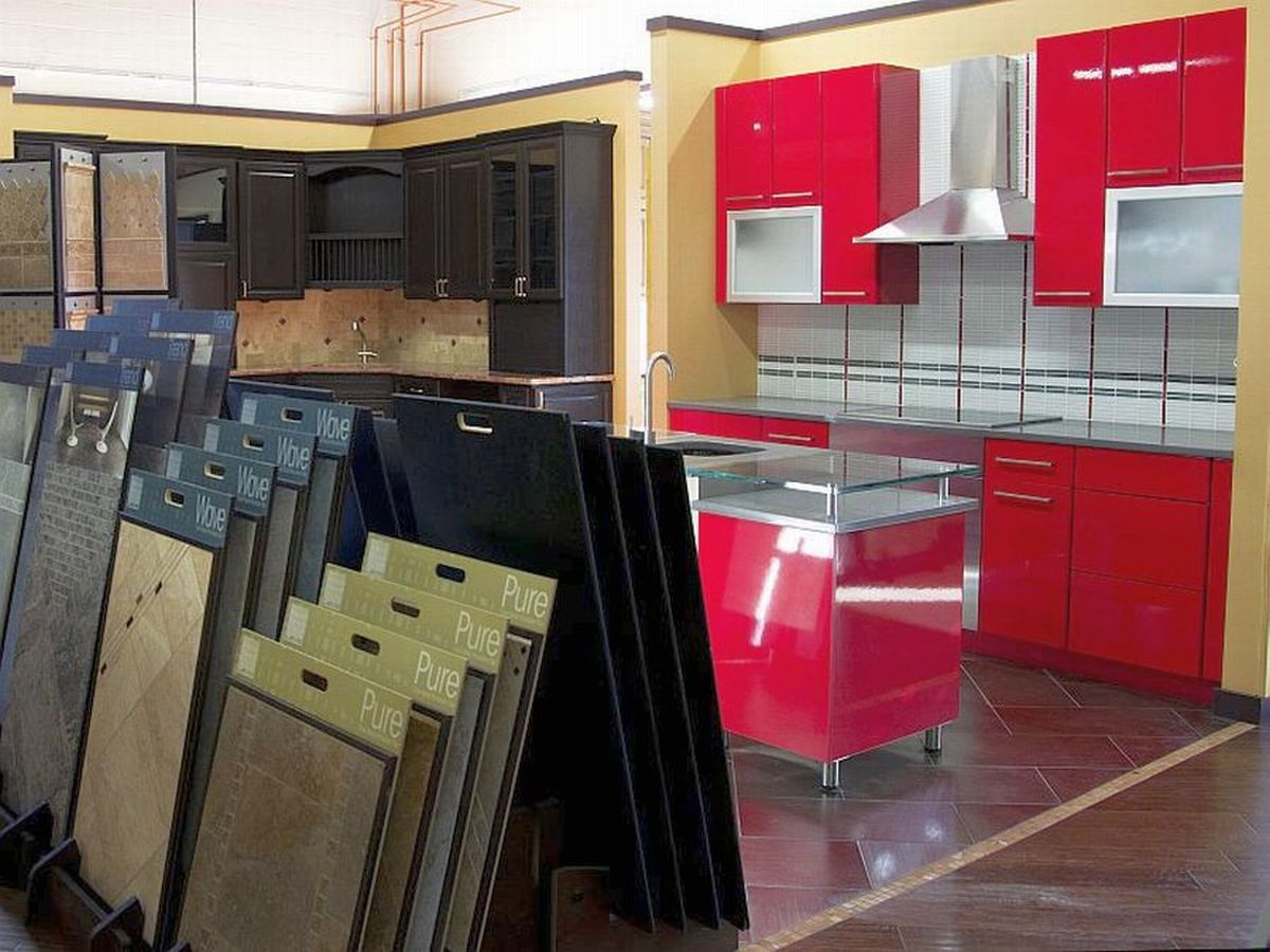 Designer Kitchen Showroom in Montgomery County