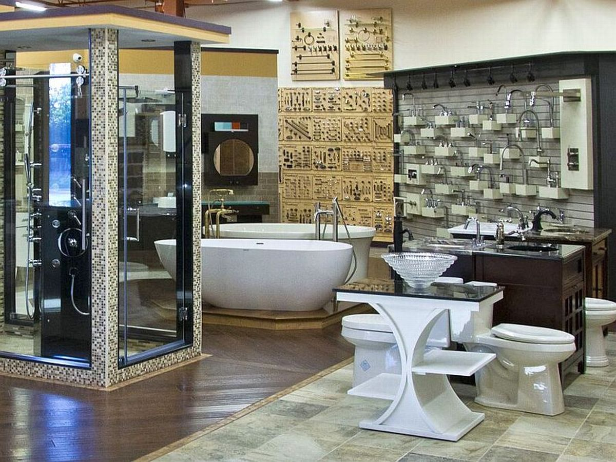 Modern Bathroom Renovation Showroom in Bucks County