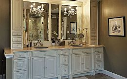 Bathroom Cabinets and Cabinetry in Bucks County, PA