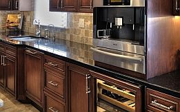 Desinger Kitchen Cabinets Bucks County, PA