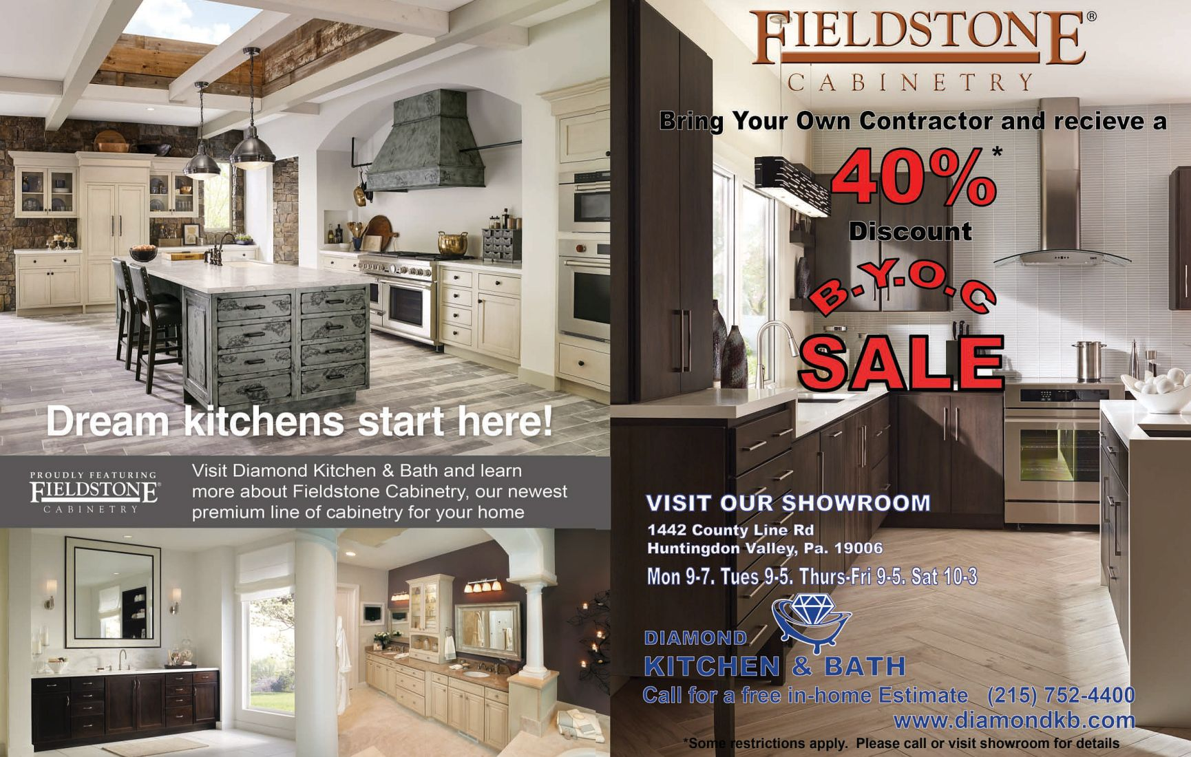Kitchen and Bathroom Renovation Special Offers and Sales